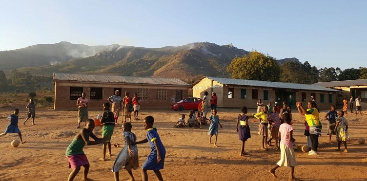 Sessions kick off in Malawi!