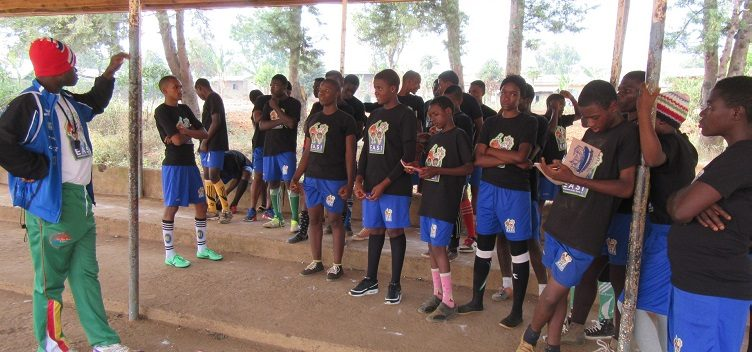 New programme in Cameroon underway