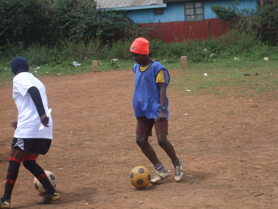 meet coach evelyn achieng tackle africa