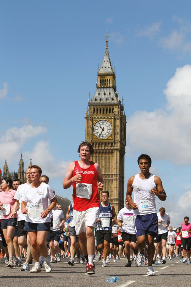 2010 British 10km London, England July 11, 2010 Photo: Victah Sailer@Photo Run Victah1111@aol.com 631-741-1865 www.photorun.NET