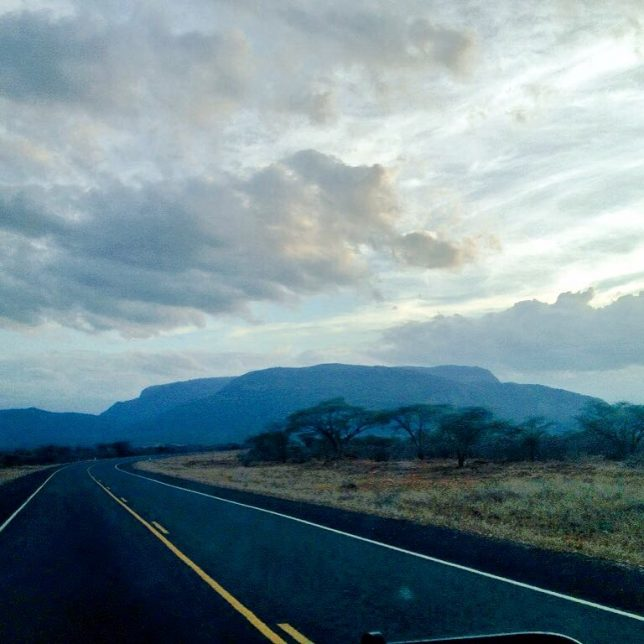 The new Tarmac road to Ethiopia