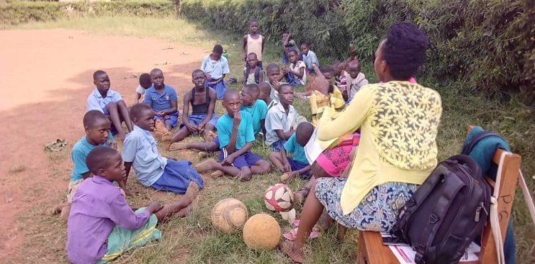 Sessions galore at HONECRIC, Uganda