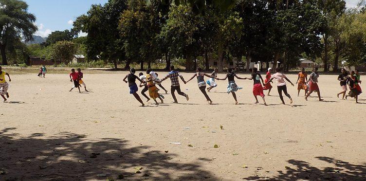 Meet our coaches: Coach Aciatu, Malawi