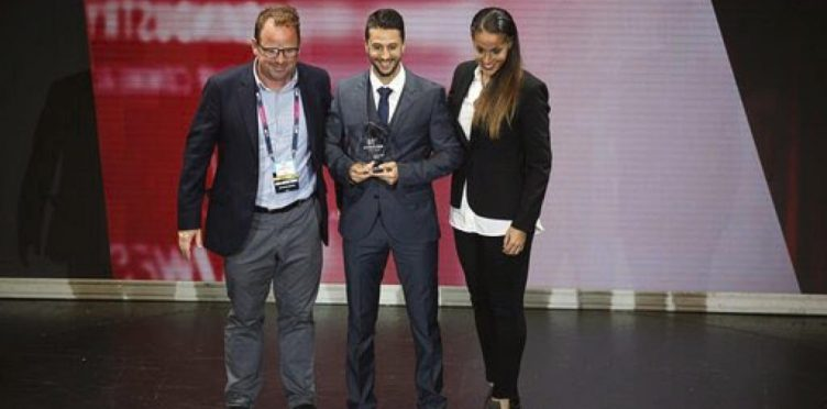 TackleAfrica wins the Football For Good award